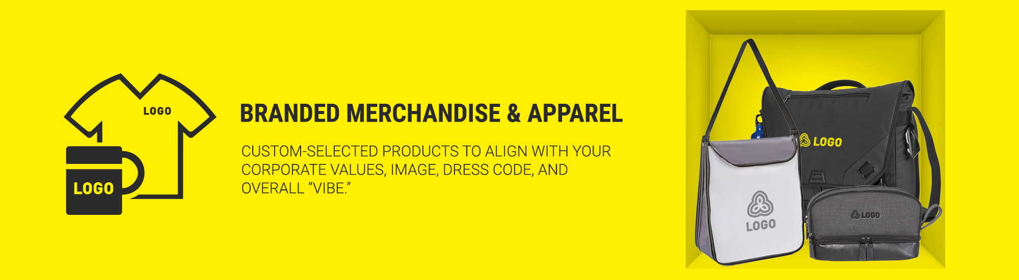 Branded Merchandise & Apparel