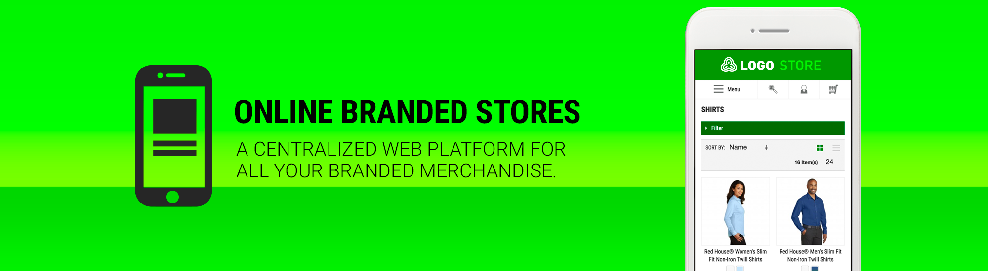 Online Branded Store